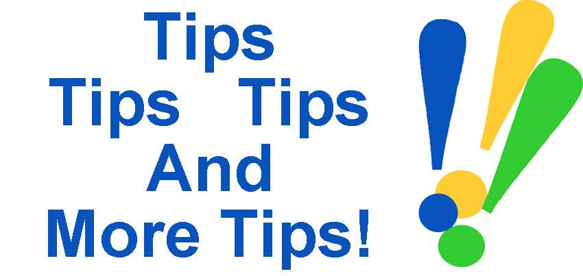 Tips: T.Allen, Andrea, David & Marcia