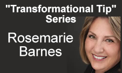 Rosemarie Barnes: Limit the information