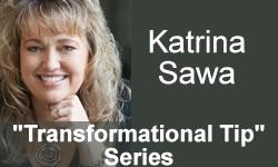 Katrina Sawa: Be Visible July 20th