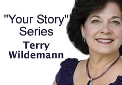 """Terry Wildemann: Don't Tell Me """"NO."""" Tell me """"YES"""" Feb 5th"""