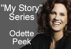 Odette Peek's Story of Triumph June 21st