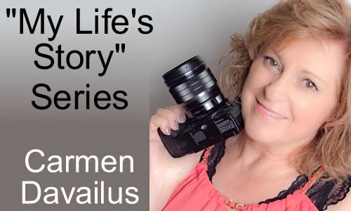 Carmen Davailus: My Life's Story