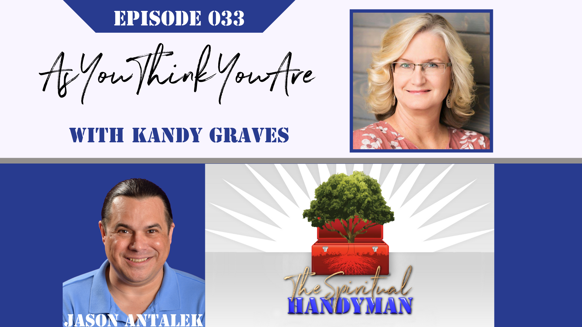 Kandy Graves – As You Think You Are